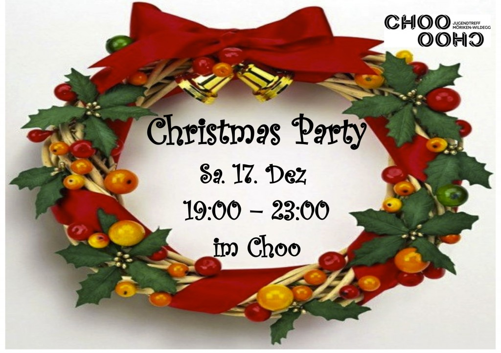 Flyer Christmas-Party