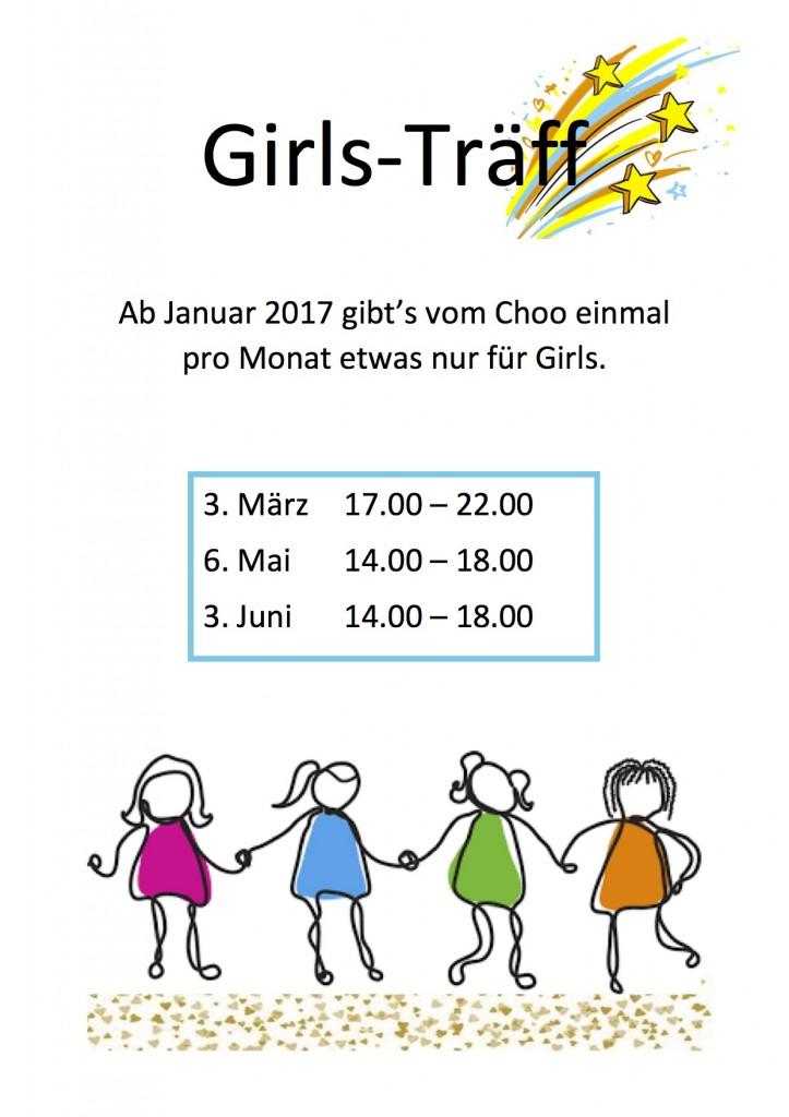 Girls plakat